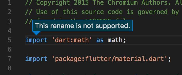 v2 12 - Dart Code - Dart & Flutter support for Visual Studio Code