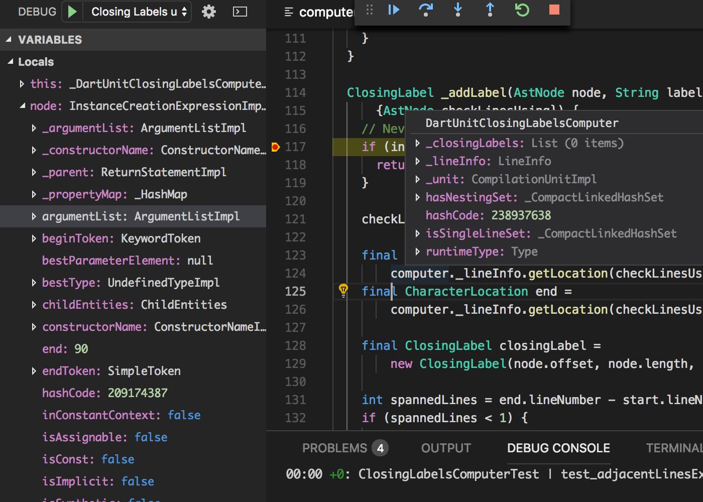 v2 14 - Dart Code - Dart & Flutter support for Visual Studio Code