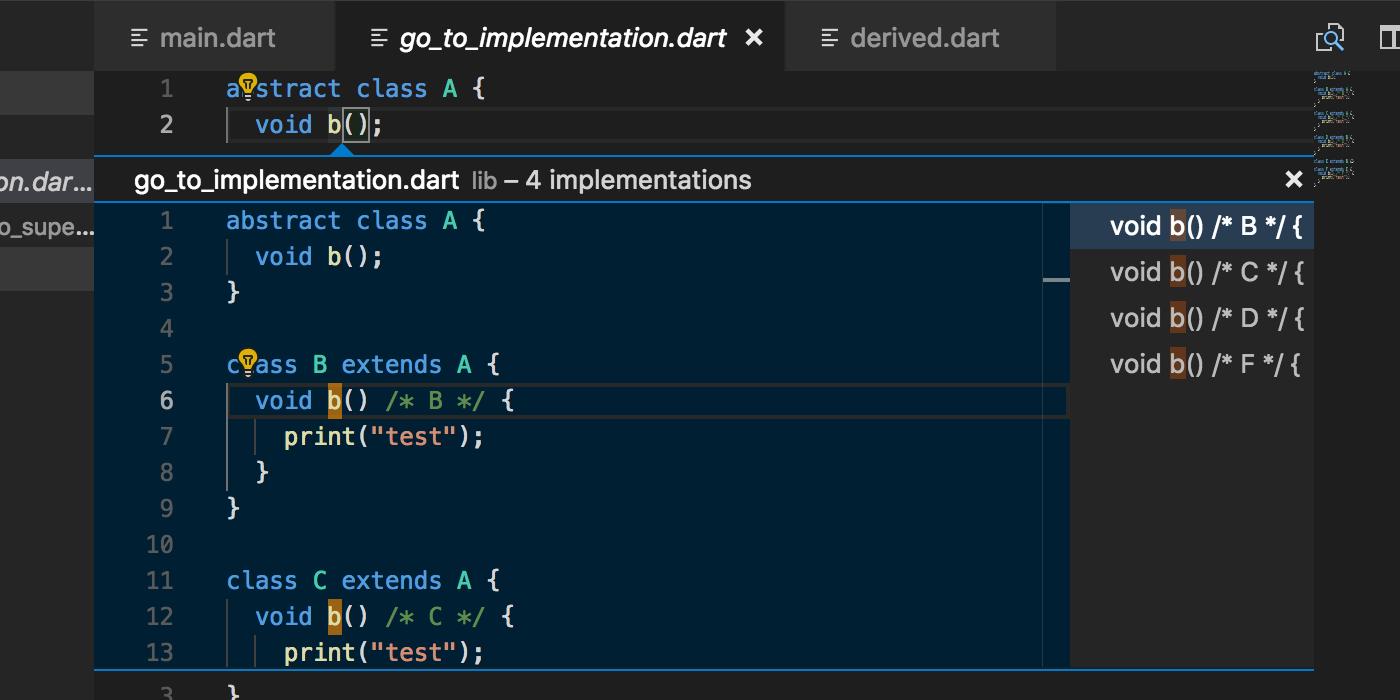 v2 15 - Dart Code - Dart & Flutter support for Visual Studio