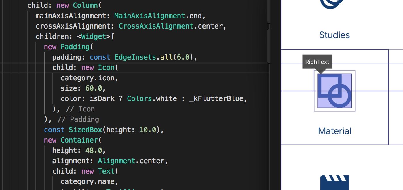 v2 20 - Dart Code - Dart & Flutter support for Visual Studio Code
