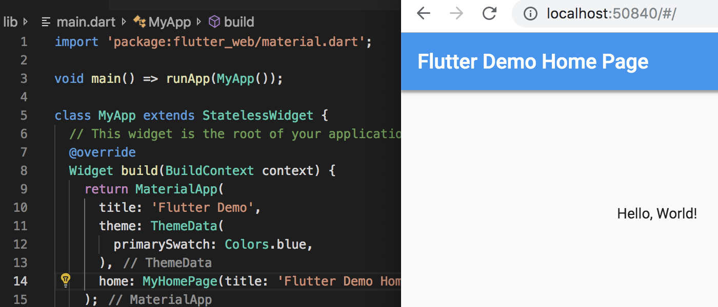 v3 0 - Dart Code - Dart & Flutter support for Visual Studio Code